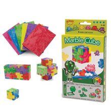 Happy Cube Marble 6 pak