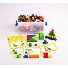 Cubes 2 cm - Klassesæt m. 500 dele
