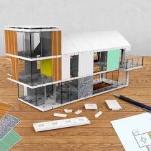 Arkitektsæt - Arckit 120
