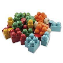 Byggeklodser - Antibakteriel, 40 stk.