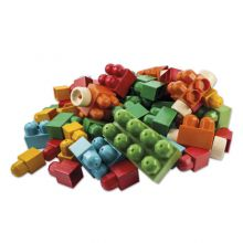 Byggeklodser - Antibakteriel, 95 stk.