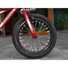 Tilbehør løbecykel - Reflekskugler til hjul