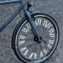 Tilbehør løbecykel - Reflekspinde til hjul