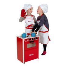 Vellidte BRIO legekøkken | Køb køkken og legekomfur fra BRIO her RP-88
