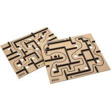 Labyrintspil med vippeplader - Ekstra plader
