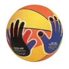 Basketball - Starter-/læringsbold (str. 5)