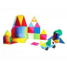 Magna-Tiles | Farvet 48 stk.