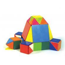 Magna-Tiles | Farvet 100 stk.