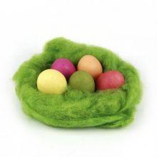 Naturlig farve til æg - 5 farver