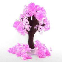 Krystaldyrkning - Magisk træ