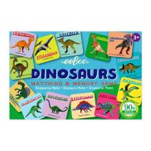 Vendespil - Dinosaurer