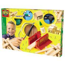 Byggesæt i træ - Luksusudgave