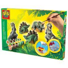 Støb & Mal - Dinosaurusser