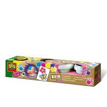 ECO - Fingermaling 4 farver - Pastel