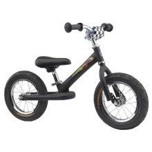 Løbecykel - Wheely Runner sort