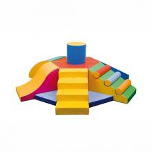 Skummøbel - Megapyramide 19 dele