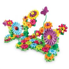 Byg din egen blomsterhave - 115 dele