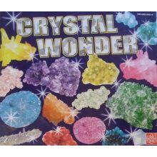Krystaldyrkning - stort sæt