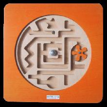 Vægpanel - Labyrinten