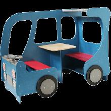Legehjørne - Bus