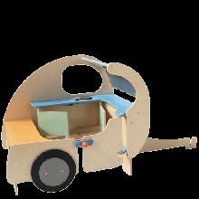 Legehjørne - Campingvogn