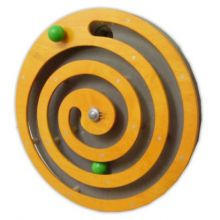 Kuglespil - Spiral