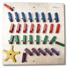Domino 4 rækker