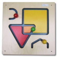 Geometri - Form & farver