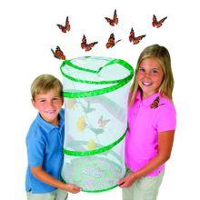 Sommerfuglehave + voucher til 10 larver - Mega
