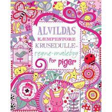 Alvildas malebog for piger