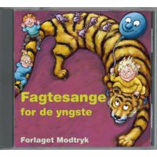 Fagtesange for de yngste CD