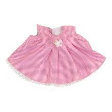 Rubens Little tilbehør - Pink kjole