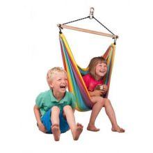 Hængekøjestol børn Rainbow