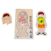 Anatomisk barn - Dreng