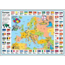 Dækkeserviet - Europa