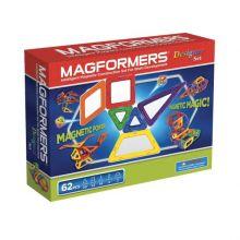 Magformers 62 stk - Designer sæt