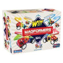 Magformers 16 stk - Startsæt