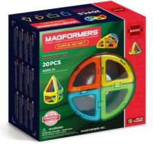 Magformers buer - 20 stk