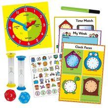 Lær Klokken - Læringssæt