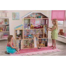 Dukkehus til store dukker - Luksus villa