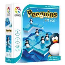 Logikspil - pingviner på isen