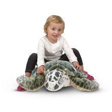 Tøjdyr i plys - Skildpadde