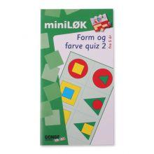 mini-LØK - Form og farve quiz 2