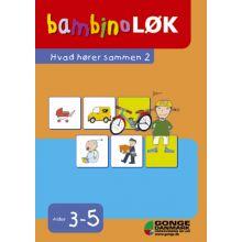 Bambino-lær - Hvad hører sammen 2