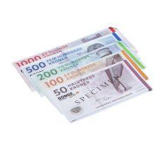 Legepenge - Danske sedler