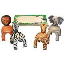 Møbelsæt Safari