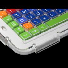 Tastatur - Tilbehør til Clevy, tasteskiller