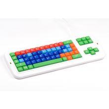 Tastatur - Clevy special - store og små bogstaver