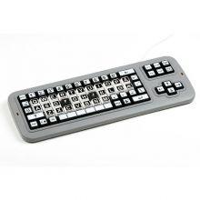 Tastatur - Clevy special keyboard, kontrast