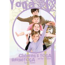 Yoga DVD - Børneyoga